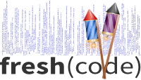 freshcode newyears